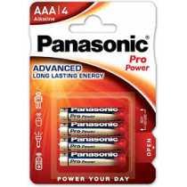 Pile LR03 AAA Panasonic pro Power