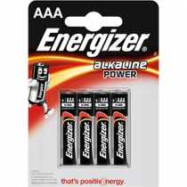 Piles LR03 AAA Energizer Alcaline Power
