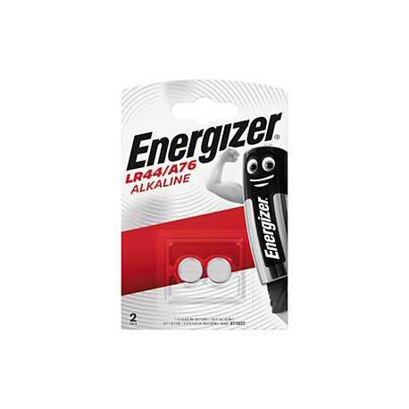 Piles LR44 / AG13 Energizer