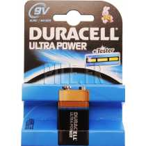 Pile 9V DURACELL (6LR61) Ultra Power