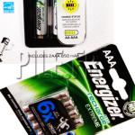Lumière sur les accumulateurs ou piles rechargeables