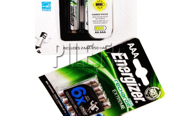 Accumulateurs très souvent appelés piles rechargeables