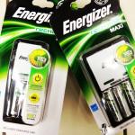 Les piles et batteries rechargeables