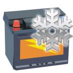 batterie hiver