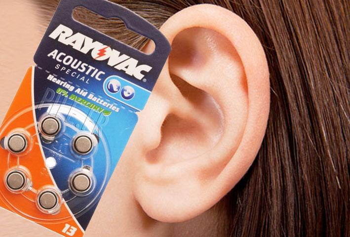 pile auditive