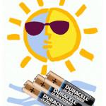 Piles : Liste des contrôles à faire avant les vacances d'été