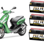 Les batteries de scooter