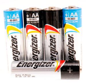 Piles LR6 Energizer