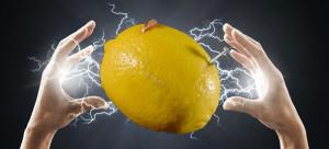 pile citron