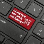 Achat et vente de site internet